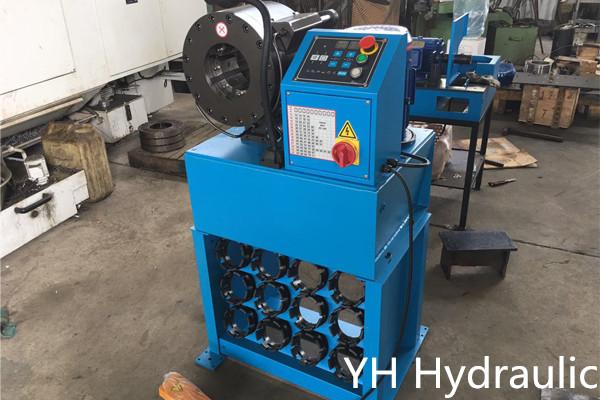Hydraulic Hose Crimper 3 ''
