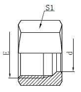 Drawing Nuts Hydraulic