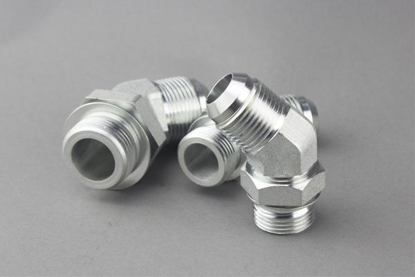 JIS GAS Elbow Connectors