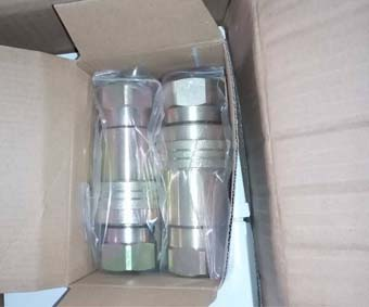 Coupling Quick Steel Stainless